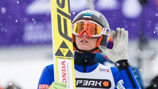 Noor kahevõistleja Kristjan Ilves tegi sel talvel arengus suure sammu edasi.