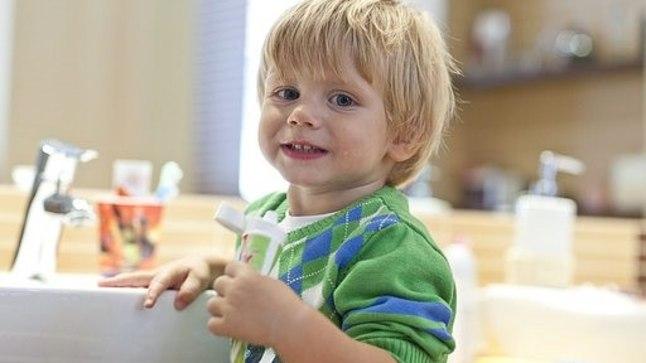 Hambapesuga tuleks last hakata harjutama juba varakult.