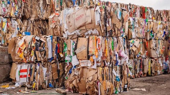 Kokkupressitud papikuubikud liiguvad edasi paberivabrikutesse, kus sellest valmistatakse jõupaberit, kartongpakendeid jt uusi paberitooteid.