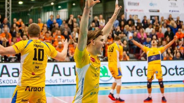 Kas Rakvere suudab konkurente üllatada ka Eesti meistriliigas?