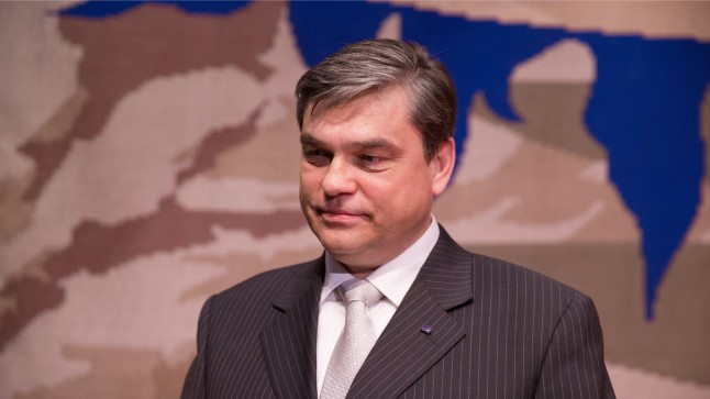 Meelis Pai liitus Keskerakonnaga 2013. aasta 1. juulil.