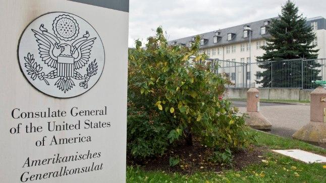 CIA HÄKKERITE SALABAAS: WikiLeaksi andmetel on USA Luure Keskagentuuri häkkerite salabaas Saksamaal Maini äärses Frankfurdis USA peakonsulaadis.