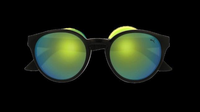 Ümarad prilliklaasid ja erksates toonides värviüleminekud on sel kevadel trendikad.