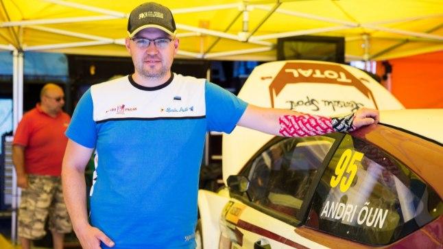 Andri Õun on 2016. aasta FIA Põhja-Euroopa meister ja Eesti meister.
