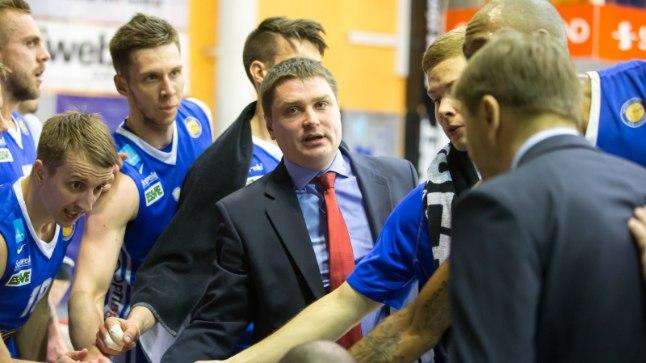 BC Kalev/Cramo püüab kohamängudega kaitsta Eesti meistritiitlit.