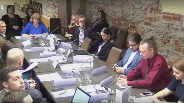 ISTUNG: Ravikanepi legaliseerimist soovivad ka MTÜ Ravikanepi eestvedajad Mart Kalvet ja Elvar Loho (paremalt).
