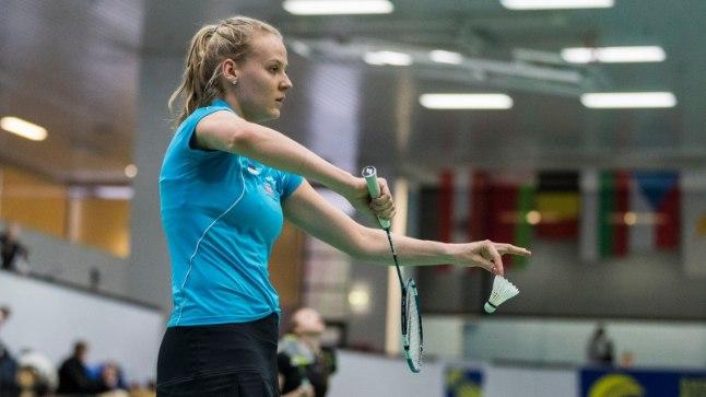Kristin Kuuba on Zagrebi turniiril jõudnud kahes mänguliigis veerandfinaali.