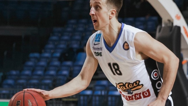 Branko Mirkovic oli Kalevi parim 21 punkti ja 5 korvisööduga.