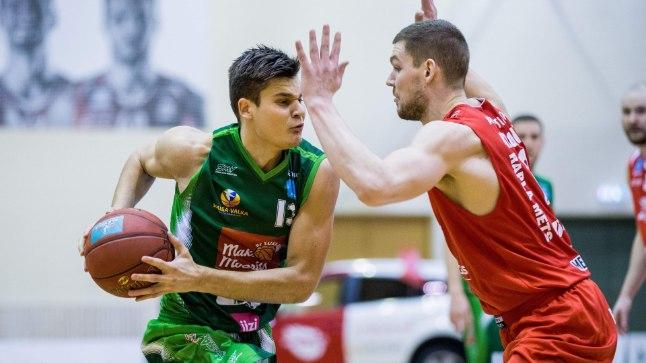 Eesti korvpalliliiga play-off'id on seni kulgenud paraku üksluiselt ja igavalt.