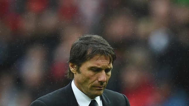Londoni Chelsea peatreener Antonio Conte
