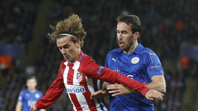 Leicester vs Madridi Atletico