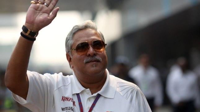 Force India kaasomanik Vijay Mallya