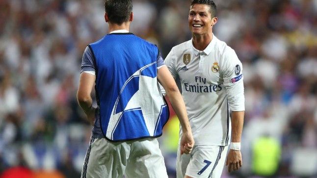 Madridi Real pääses Meistrite liigas nelja parema hulka