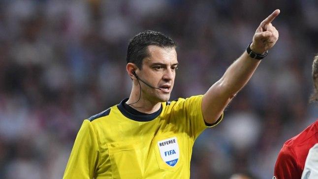 PANI PUUSSE! Ungari kohtuniku Viktor Kassai juhitud brigaad tegi mängus Madridi Real – Müncheni Bayern mitu saatuslikku eksimust.
