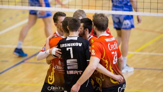Meeskondlik tegutsemine ja enesekindlus viisid Selveri poolfinaalseeria avamängus Pärnu üle kindla võiduni.