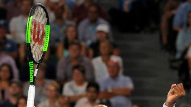 Jaanuaris võitis Serena Williams Austraalias karjääri 23. individuaalse Suure Slämmi turniiri meistritiitli, olles kaheksandat nädalat lapseootel.