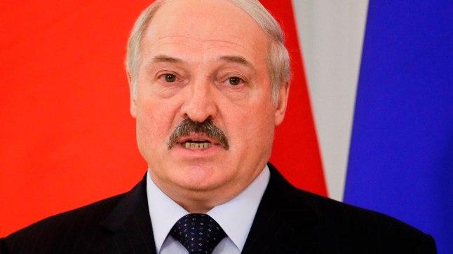 Арезидент Белоруссии Александр Лукашенко