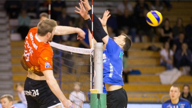 Tallinna Selveri vollemehed juhivad meistrivõistluste finaalseeriat Tartu vastu 2:0. Tiitli jaoks on vaja nelja võitu.