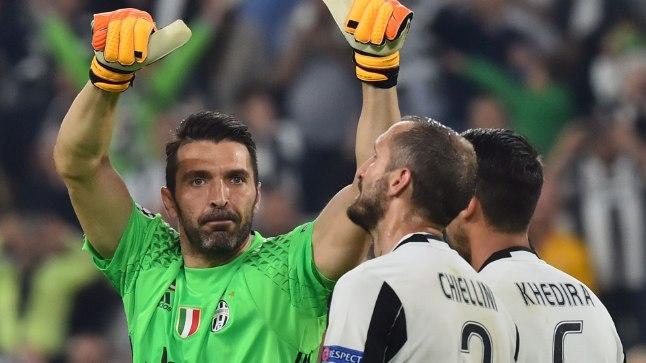 Kas Torino Juventuse puurivaht Gianluigi Buffon on loosiga rahul?