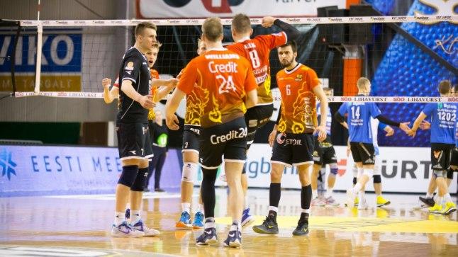 Tallinna Selver juhib finaalseeriat 3:0.