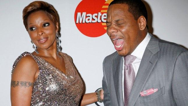 Mary J. Blige ja Kendu Isaacs