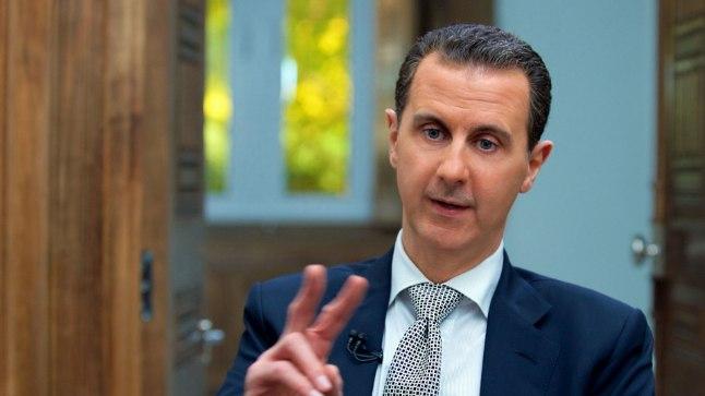 Süüria president Bashar al-Assad