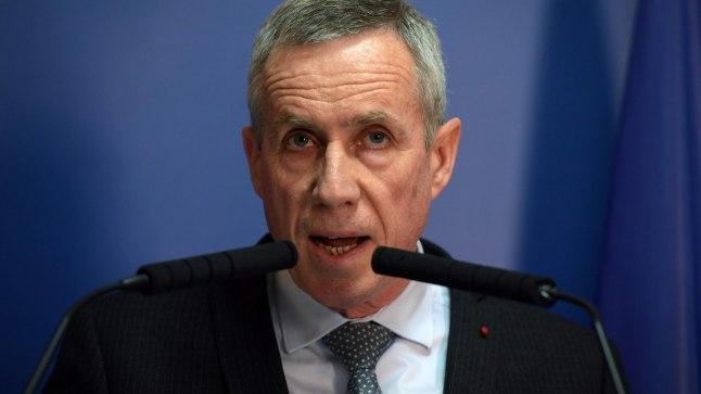 Prokurör François Molins