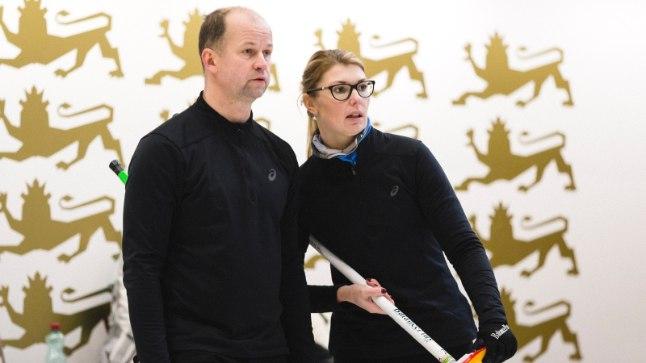 Eesti curlingupaar sai MMil teise napi kaotuse