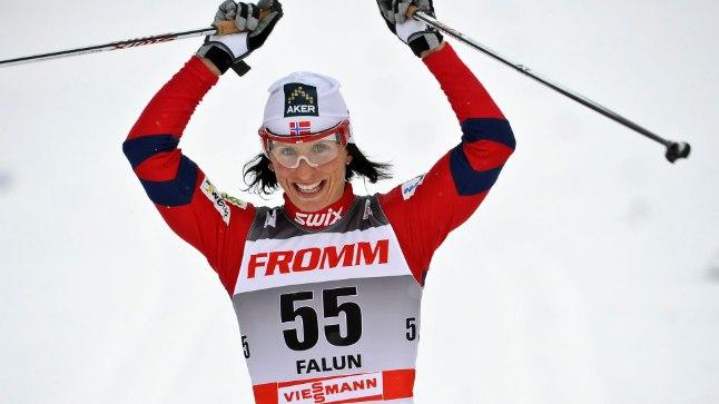 Juhul, kui Marit Björgen veel kahe aasta pärast suusaalade MMil võistleb, saab tema sõitudel silma peal hoida Eesti Meedia kanalite vahendusel.