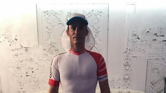 Joel Juht, kes alustab pühapäeval 250 km pikkuse kuuepäevase maratoni läbimist Maroko kõrbes.