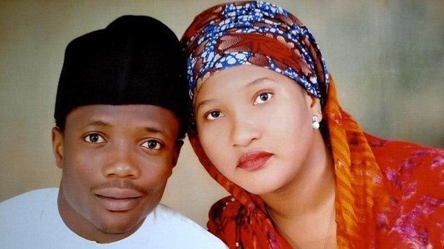 Ahmed Musa koos abikaasa Jamilaga.