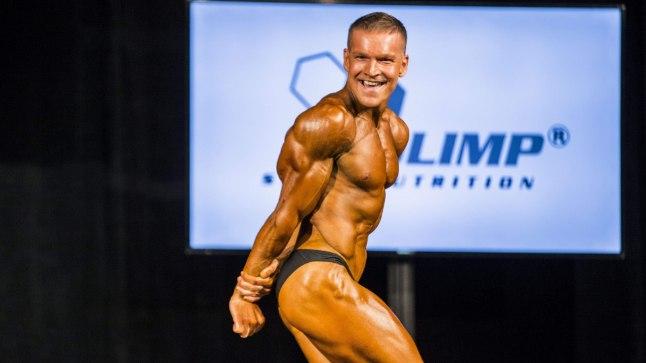 SIHIKINDEL: Oleg Anissimov vahetas ühel hetkel tsirkuse fitnessi vastu ja on sel alal võitnud kolm MM-kulda!