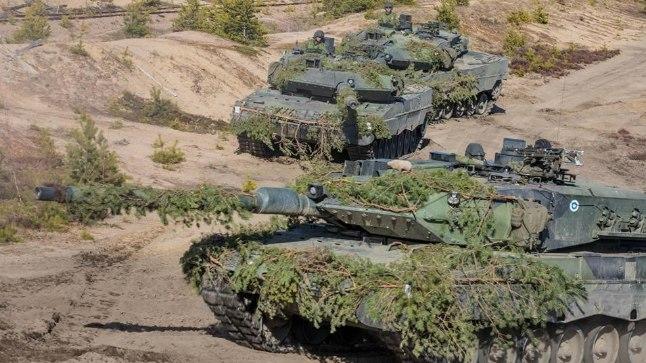 ÜKS TÕHUSAMAID: Marko Mihkelsoni sõnul on Soome kaitsevägi üks tõhusamaid kogu Euroopas.