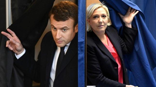 Emmanuel Macroni võit Marin Le Peni üle pehmendas mõneti prantslaste hirme Euroopa Liidu tuleviku pärast.