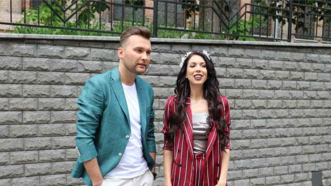 Eurovision 2017 Kiiev.  Koit Toome, Laura Põldvere