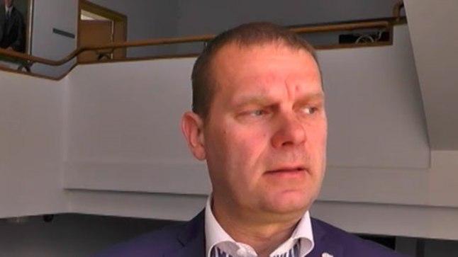 Pärnu linnapea Romek Kosenkranius
