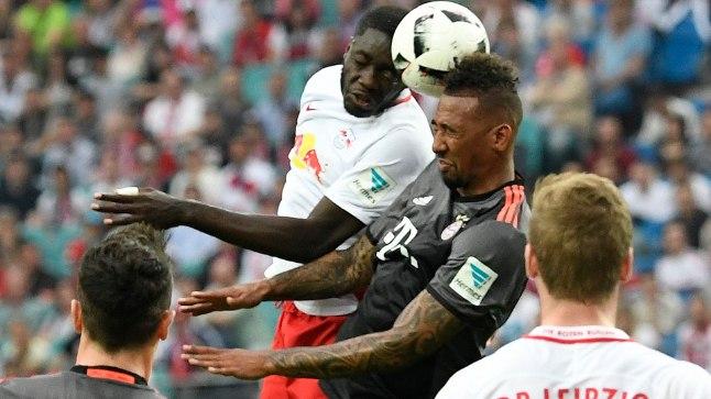 Lepizig ja Bayern pidasid vägeva duelli.