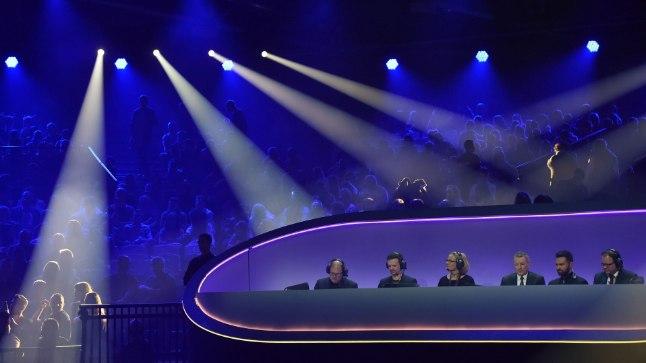 Eurovisioni finaalkontsert Kiievis 13. mail.