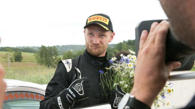 Aleksei Lukjanuk 2015. aasta Rally Estonial.