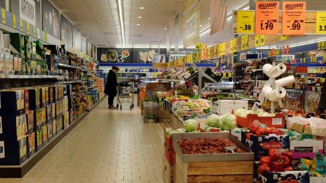 Supermarket Saksamaal Essenis