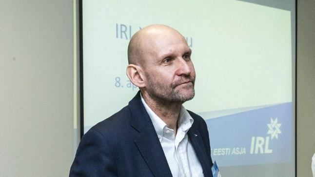 IRLi esimees Helir-Valdor Seeder