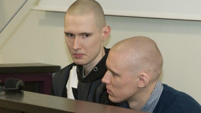 Filip-Artur Hiienurm ja Benjamin Hiienurm