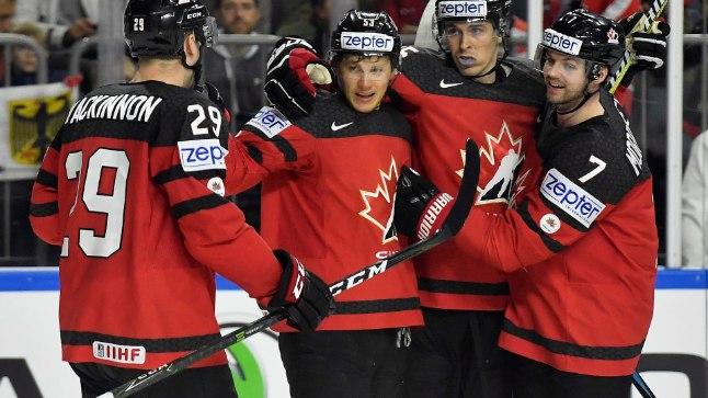 Kanadalased pääsesid poolfinaali