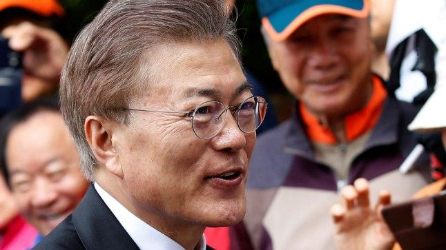 Lõuna-Korea president peab sõda tõenäoliseks.