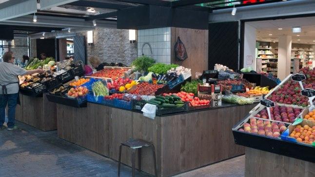 Balti Jaama turu avamine