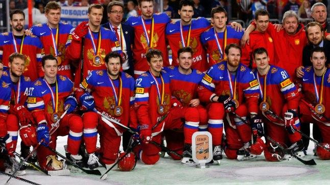 Venemaa - Soome 5:3
