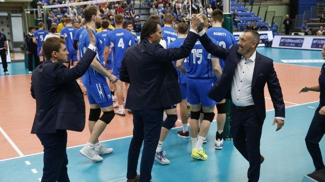 Eesti võrkpallikoondise abitreener: Kosovo jaoks oli tänane mäng väga suur sündmus