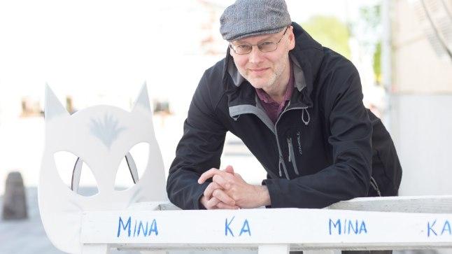 Tartlane Juhan Voolaid kirjutab suureks nii Tartu kui ka tõe otsingul inimese loo.