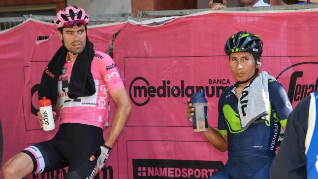 PÕNEVUS SÄILIB! Giro'l vahetus kaks etappi enne lõppu üldliider