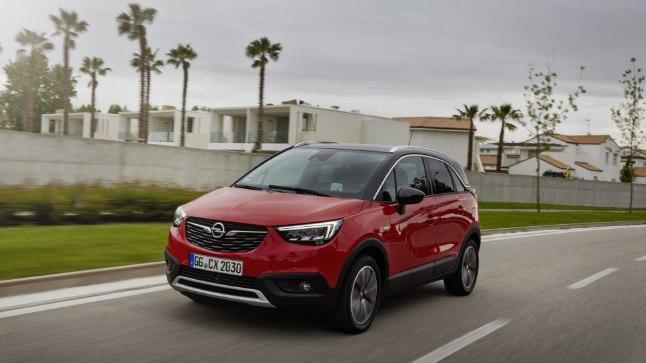 Pilk peale, käsi külge: Opel Crossland X, uue ajastu alguse sõnumitooja